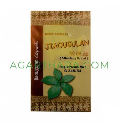 Capsules for rejuvenation Jiaogulan, 100 pcs