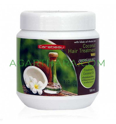 Coconut hair mask, 500 ml