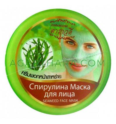 Face mask with Spiruline, 100 ml