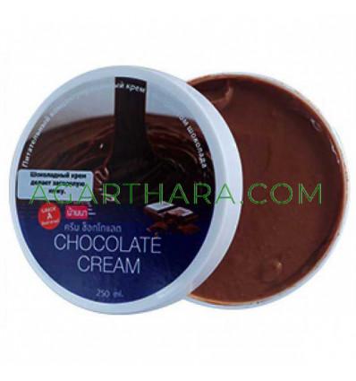 Chocolate body cream, 250 ml