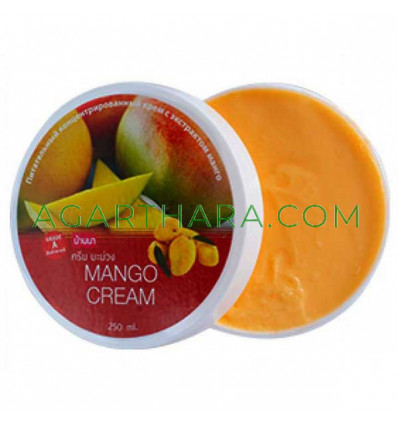 Body cream 250 ml mango