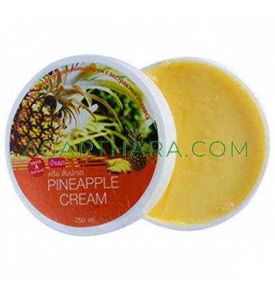 Body cream 250 ml pineapple