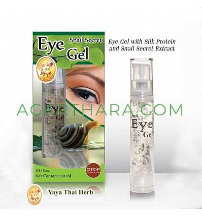 Yaya Eye Gel with extract of snail secret, 10 g