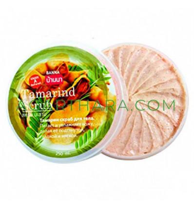 Tamarind Body Scrub, 250 ml