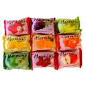 Harmony Moisturizing fruit soap, 80 g