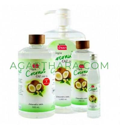 Banna Coconut oil 100%
