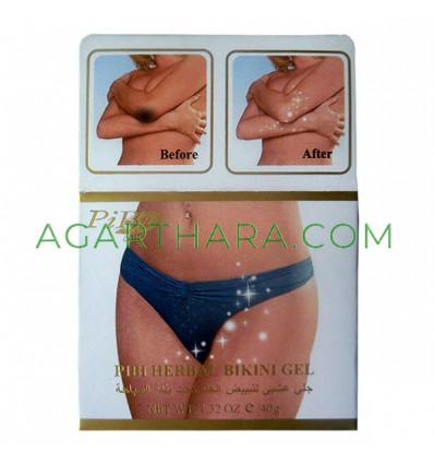 Whitening gel for bikini area, 40 g