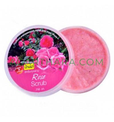 Banna Rose Body Scrub, 250 ml