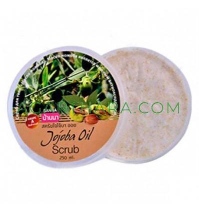 Banna Jojoba Body Scrub, 250 ml