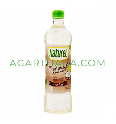 Naturel Coconut Cooking Oil 1L