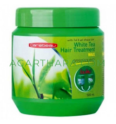 Carebeau Hair Treatment Mask with White Tea, 500 ml