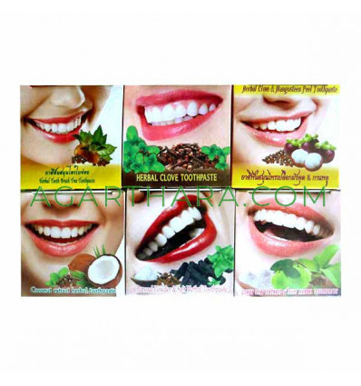 Thai toothpaste 12 pcs