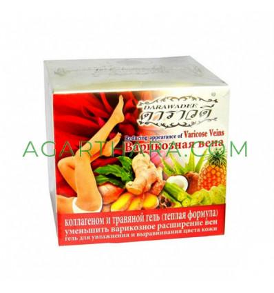 Herbal gel from varicose veins, 100 g