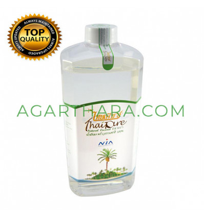ThaiPure Natural Coconut Oil 100 %, 1000 ml