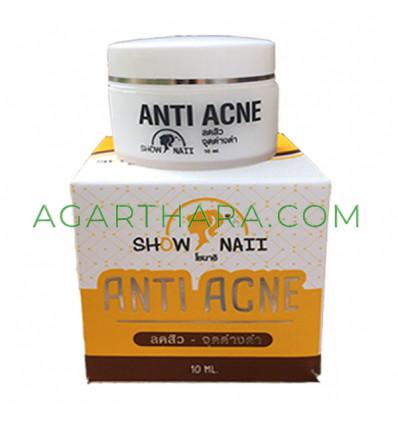Show Naii Anti Blemish & Anti Acne & Sunscreen, 10 ml