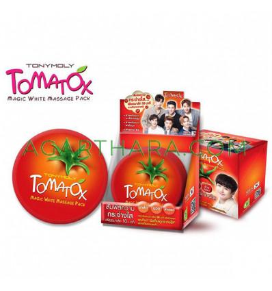 TonyMoly Tomatox Magic White Massage Pack (3.5 g x 12 pcs)
