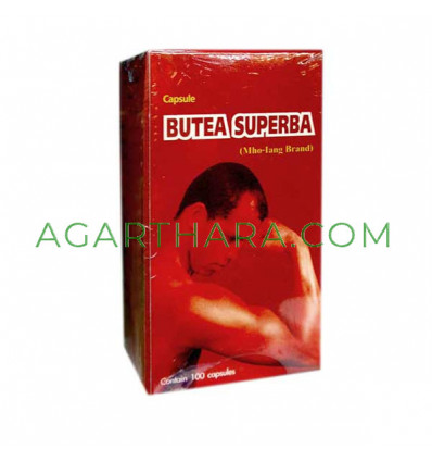 Capsules for Men Butea Superba, 100 pcs