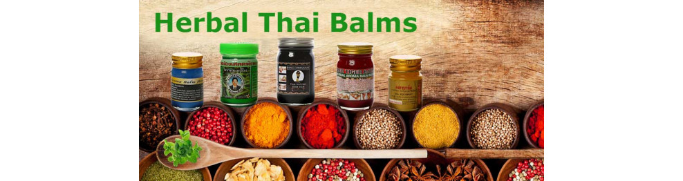 Thai balms